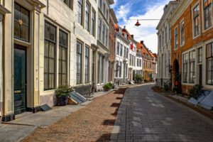 Vakantie Middelburg